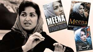 شهید مینا، نماد مبارزه عدالتخواهانه زنان افغان