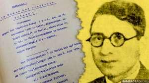 ترجمه بخشی از حکم محکمه در مورد اعدام شهید سیدکمال در آلمان