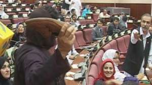 پارلمان افغانستان؛ مشاطه گر خاینان و اشغالگران
