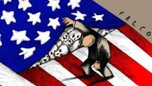 """ترس از شیر برفی امریکا رسم """"روشنفکران"""" مسخ شده است"""
