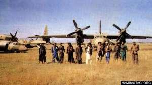 طیارههای پیشرفته اردوی افغانستان کجا شدند؟