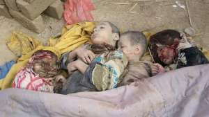 قتلعام غیرنظامیان در حمله هوایی امریکا بر قندوز