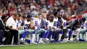 واکنش ورزشکاران سیاهپوست امریکا در برابر بیعدالتی