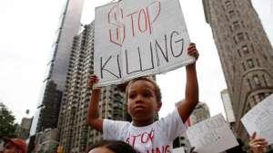 سیاهان امریکا خشماگینتر از گذشته برخاستهاند