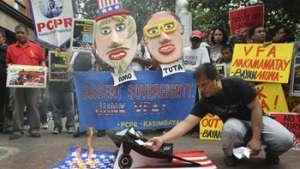 میراث شوم حضور نظامی امریکا در فلیپین