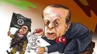اردوغان: تروریست داعشی!