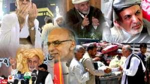 عوامفریبیهای انتخاباتی اشرف غنی