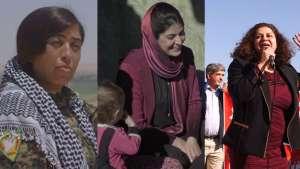 «من انقلابم!» مستند مبارزات سه زن انقلابی