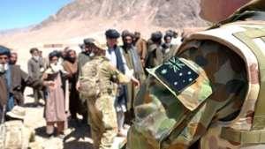دستان خونین آسترالیا در  افغانستان