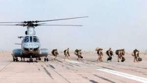 افغانستان، د امریکایی وسلو لابراتوار