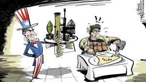امریکا برای تروریستها ۲.۸میلیارد دالر را اسلحه میخرد