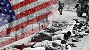 بربریت امریکا در دومینیکن، درس عبرت برای افغانستان