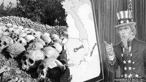 جنایت هولناک امریکا در کامبوج