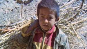 «جیتیم»لر یا قیشلاقلرده غریب بچهلری، افغانستان نینگ درد کورگنلریدن سنله دی