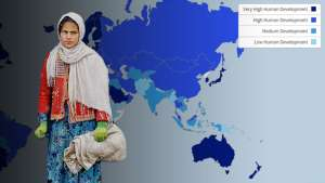 افغانستان تیرهروزترین کشور آسیایی در فهرست «توسعه انسانی» ملل متحد