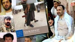 بخشی از گزارش «دیدهبان حقوق بشر» درمورد جنایات جنگسالاران
