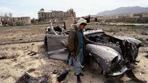 غارت کلکسیون موترهای موزیم کابل توسط شورای نظار