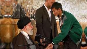 «افتخار» سرجلاد رژیم ایران، ننگ و شرم مردم ما