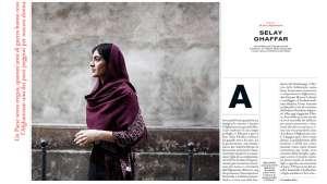 سیلی غفار در شمار صد زن تاثیرگذار جهان