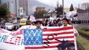 درسی از برچیده شدن پایگاه امریکا در اکوادور