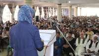 محفل «حزب همبستگی افغانستان» به یادبود از استرداد استقلال در فراه