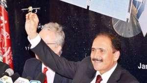 پشت پرده نخستین ماهواره افغانستان