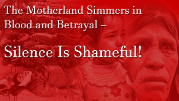 The Motherland Simmers in Blood and Betrayal – Silence Is Shameful!