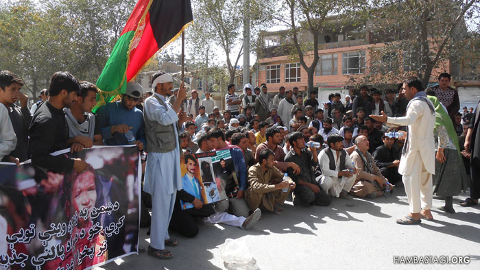 August 10, 2015: The Fierce Protest of Shah Shaheed Massacre's Survivors