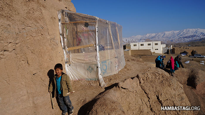 Bamyan's Cave Dwellers