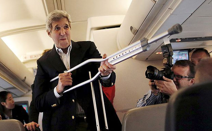 John Kerry Weapon