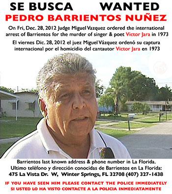 پیدرو پابلو بارینتوس نونیز (Pedro Pablo Barrientos Nuñez)