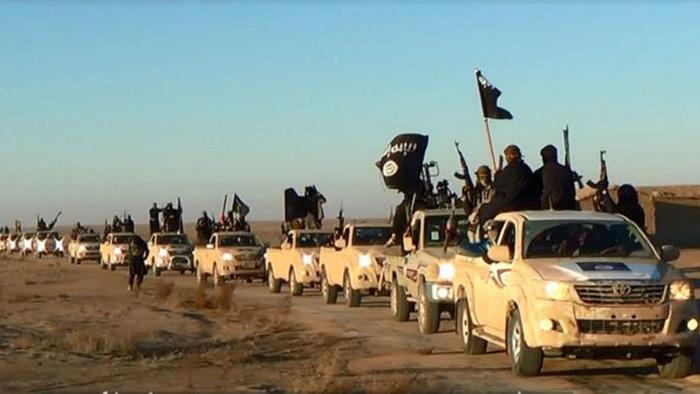 کاروان داعش