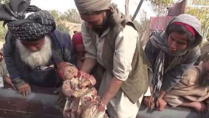 US Airstrikes Massacred Afghan Civilians in Kunduz