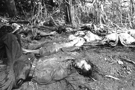 قتلعام ١١ دسامبر ١٩٨١ در قریه «المازوته»