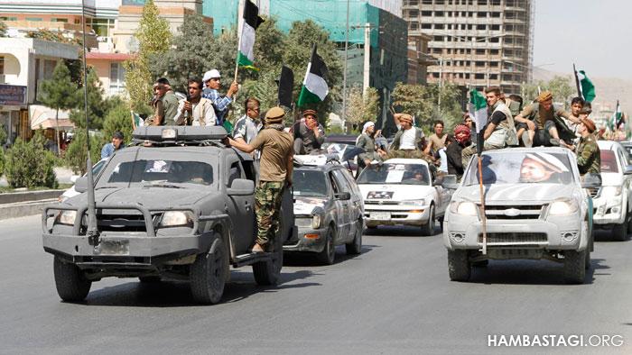 کابل کې د مسعود ورځ په ډزو نماځل کېږي