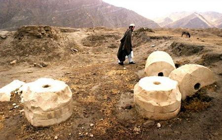 محبوب الله یکی از قاچاقچیان آثار تاریخی آی خانم